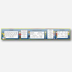 Стенд информационный для начальной школы